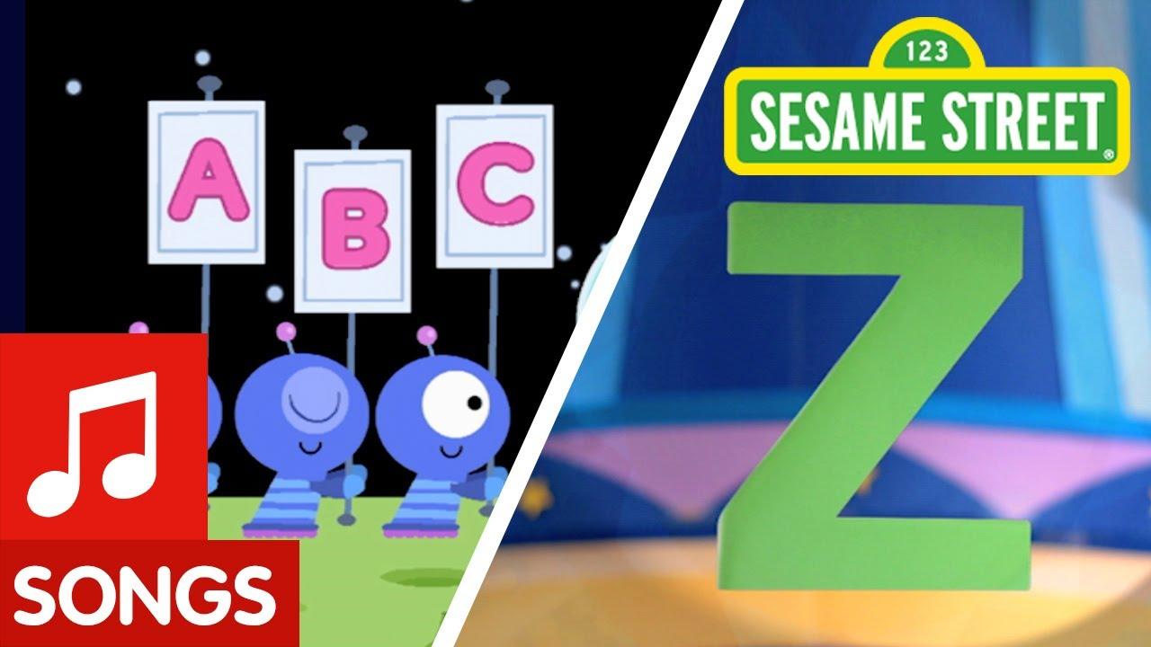 Sesame Street Abc Song Playlist Kidztube