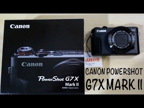 CANON G7X MARK II INDONESIA