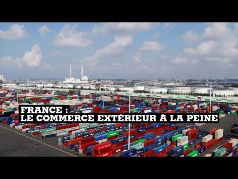 France : pourquoi le déficit commercial se creuse-t-il ?