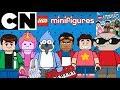 Lego Cartoon Network moc Minifigure Series!!!