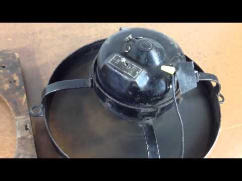 Vintage Mathes Cooler Fan Doovi