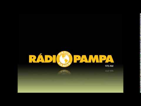 Prefixo - Rádio Pampa - AM 970 KHz - Porto Alegre/RS