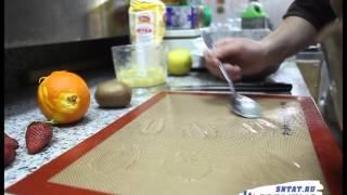 Как сделать украшение для блюд