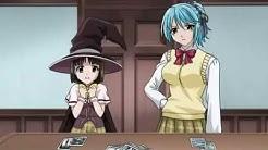 Mizore Shirayuki Funny moment