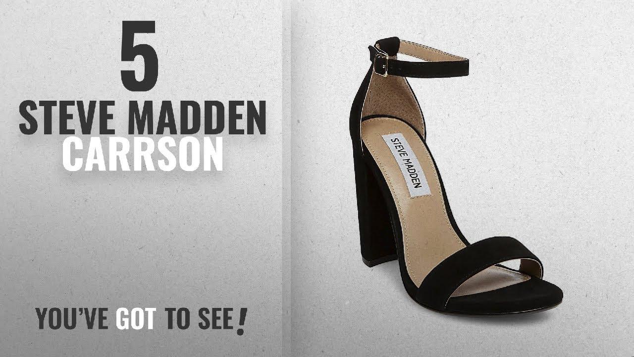 d5b48cbe7f07 Top 5 Steve Madden Carrson [2018]: Steve Madden Women's Carrson ...