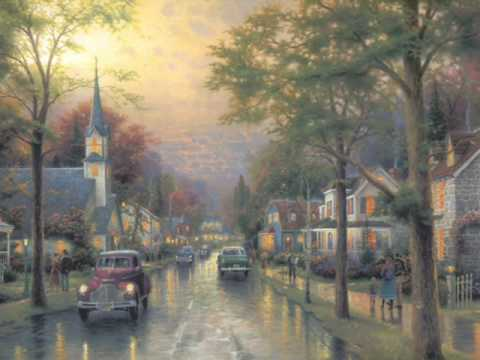 Thomas Kinkade (Painter Of Light)   Beautiful