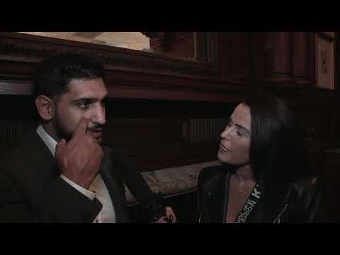 Amir Khan EXPLAINS WHY he took Crawford fight over Brook - EsNews Boxing
