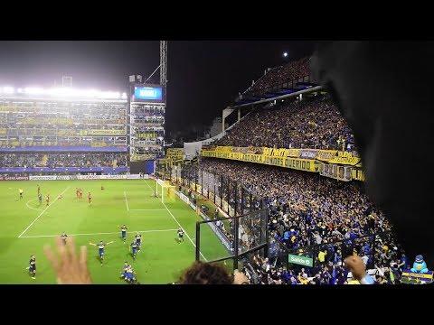 [DESDE LA TRIBUNA] Boca Jrs. 2 Athletico Paranaense 1 - Copa Libertadores