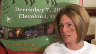 A Christmas Story Run's Race Director Amy Kentner Interview