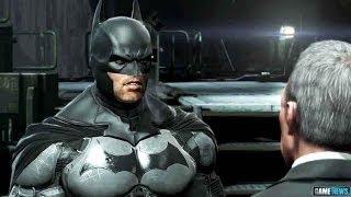 BATMAN ARKHAM ORIGINS Gameplay Walkthrough