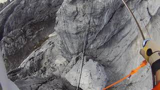 Carstensz Pyramid Puncak Jaya August 2018 Tyrolean Traverse