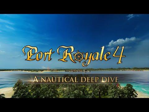 Port Royale 4 - Featurette - Découverte d'un nouveau monde (FR)