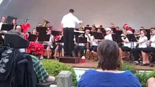 A Christmas Portrait (Seward Municipal Band:  Christmas in July)