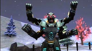 REAL STEEL Asura & Metro & Zeus VS Atom & Midas & Noisy Boy New Robots Update