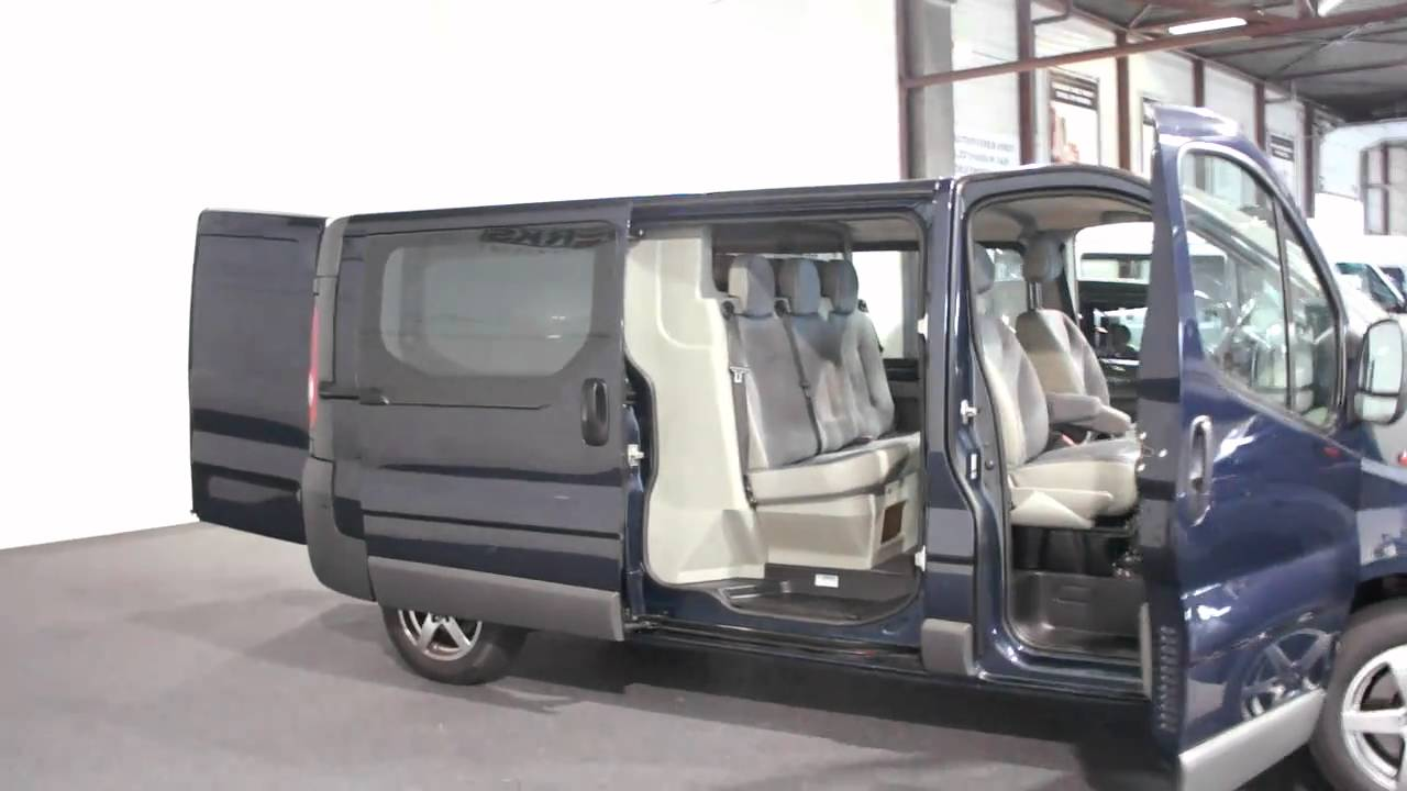 renault trafic 2 0 dci l2 h1 dc airco derks bedrijfswagens. Black Bedroom Furniture Sets. Home Design Ideas