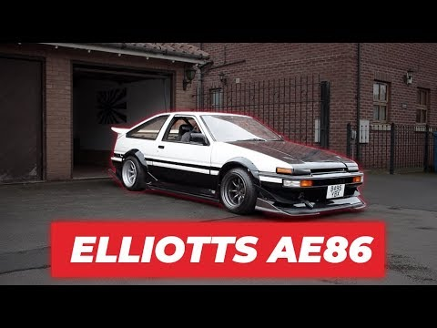 TOYOTA AE86 - ELLIOTTS MODIFIED JDM MONSTER - FEATURE VIDEO