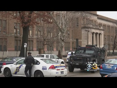 Police: Toy Gun Found At Philadelphia Middle School, Lockdown Lifted