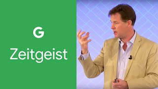Leadership in the Technological Age - Sir Nick Clegg