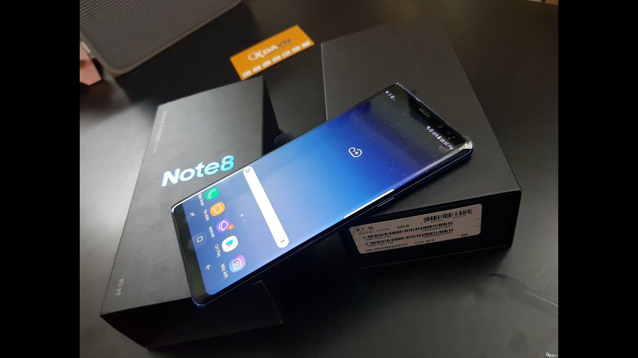 Sm-n950f 8 Dual To Global Sim Galaxy Converted Sm-n950n Android 0 9 Note -