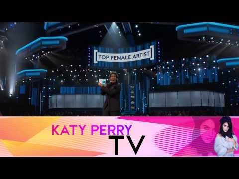 Katy Perry  Top Female Artist Billboard Music Awards 2014