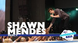 Shawn Mendes 'mercy' Live At Capital's Summertime Ball 2017