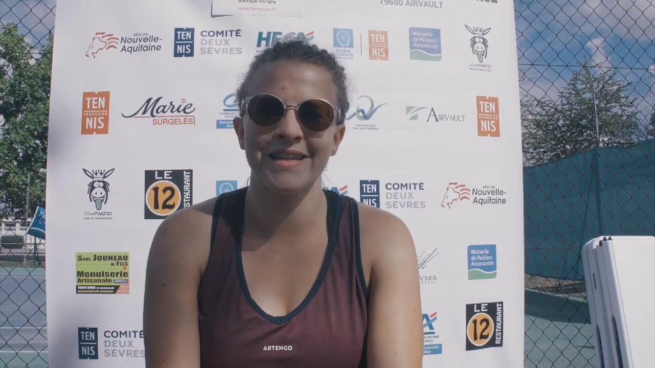 Tournoi TMC ParaTennis & Tennis Fauteuil 5.09.2020 - Airvault Deux-Sèvres
