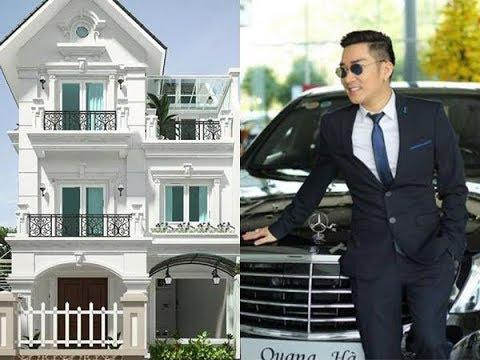Sốc với khối tài sản khủng và 13 căn nhà của Quang Hà sau 20 năm đi hát