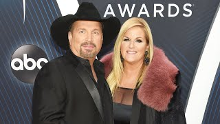 Garth Brooks Serenades Wife Trisha Yearwood To Tears At 2018 CMA Awards