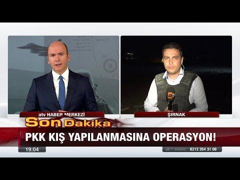 PKK'ya yeni bir operasyon başlatıldı! - 18 Eylül 2017