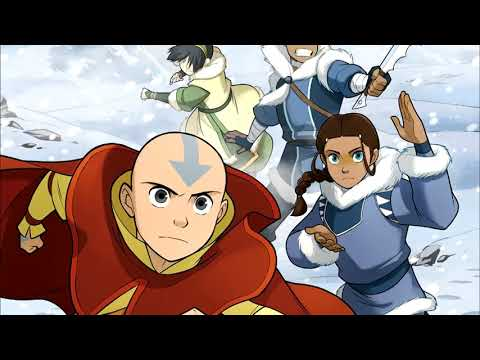 Avatar The Last Airbender: North and South Part 3 - Full Motion Comic