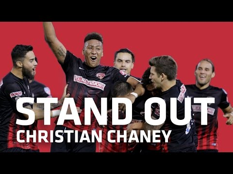 Stand Out: Fresno Fuego's Christian Chaney Scores 10 Goals