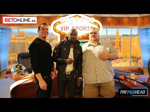 VIP Sports Las Vegas Podcast #158 - Special Appearance by Floyd Mayweather