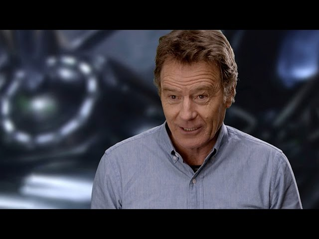 EXCLUSIVE: Power Rangers Star Bryan Cranston Reveals His History With the Franchise