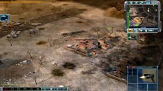 Command & Conquer 3: Tiberium Wars Hard - GDI: Sarajevo 1/3