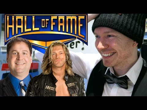 Tony Chimel Announces Edge at WWE Hall of Fame 2017 REACTION