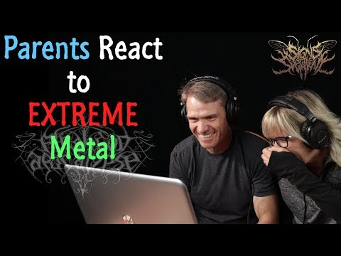 Parents React to EXTREME Metal Music