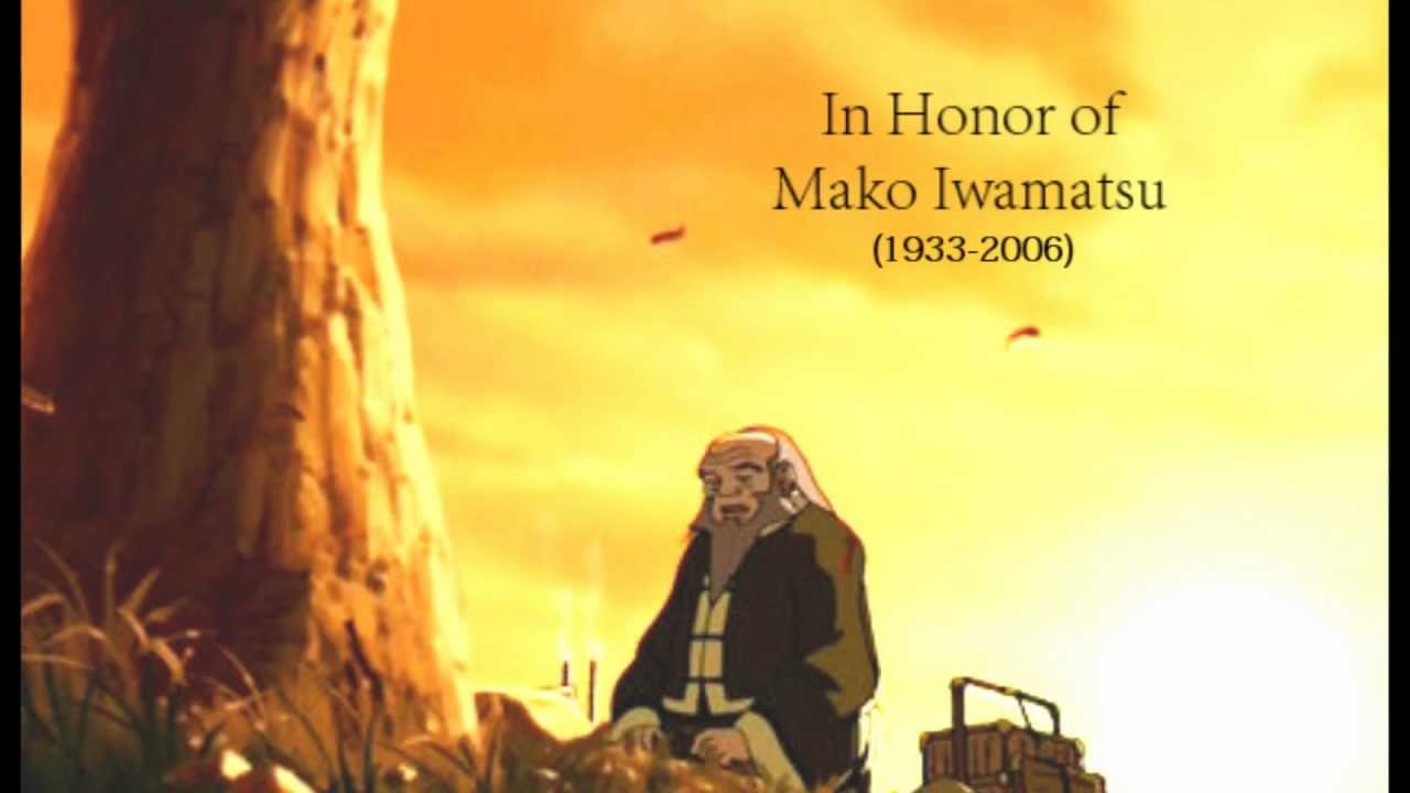Leaves From The Vine Uncle Iroh Mako Youtube