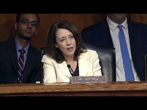 Cantwell Questions TSA Administrator on Airport Security, Presses for New Technology Solutions