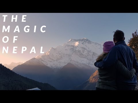NEPAL 2017 | Highlights of travelling around Nepal | TALL GUY TRAVELLING