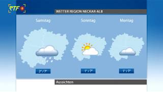 RTF.1-Wetter 07.11.2019