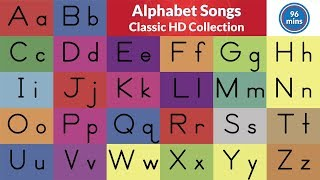 Alphabet Songs (Classic HD ABC SONG Collection)