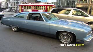 HOTCARSTV: All Star Ride Out - Cruisin Canal Street