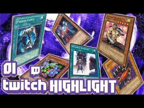 GLORIOUS OTK, Poison Fang, & Jowl Decks! | YuGiOh Duel Links Mobile PVP & Building w/ ShadyPenguinn
