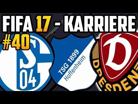 SCHALKE? Easy!! :D + Neue Webcam - FIFA 17  Dresden Karriere: Lets Play #40