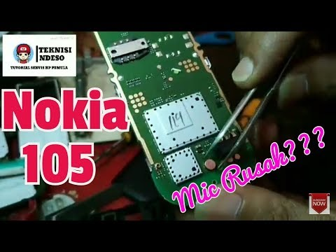 Nokia 105 new MIC solution