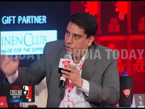 Subhas Bose, Tackling Netaji | India Today Conclave East 2017
