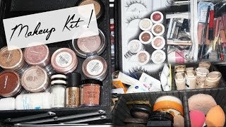 Whats in my freelance makeup artist kit | Meimeimakeup