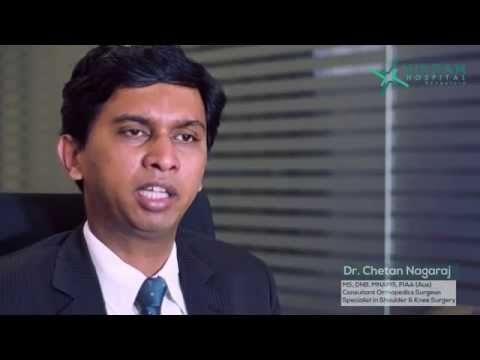 Dr. Chetan Nagaraj: Consultant Orthopedics Surgeon, Vikram Hospital