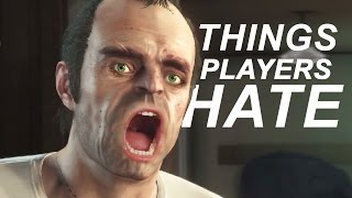 One of gameranx's most viewed videos: 10 Things GTA 5 Players HATE
