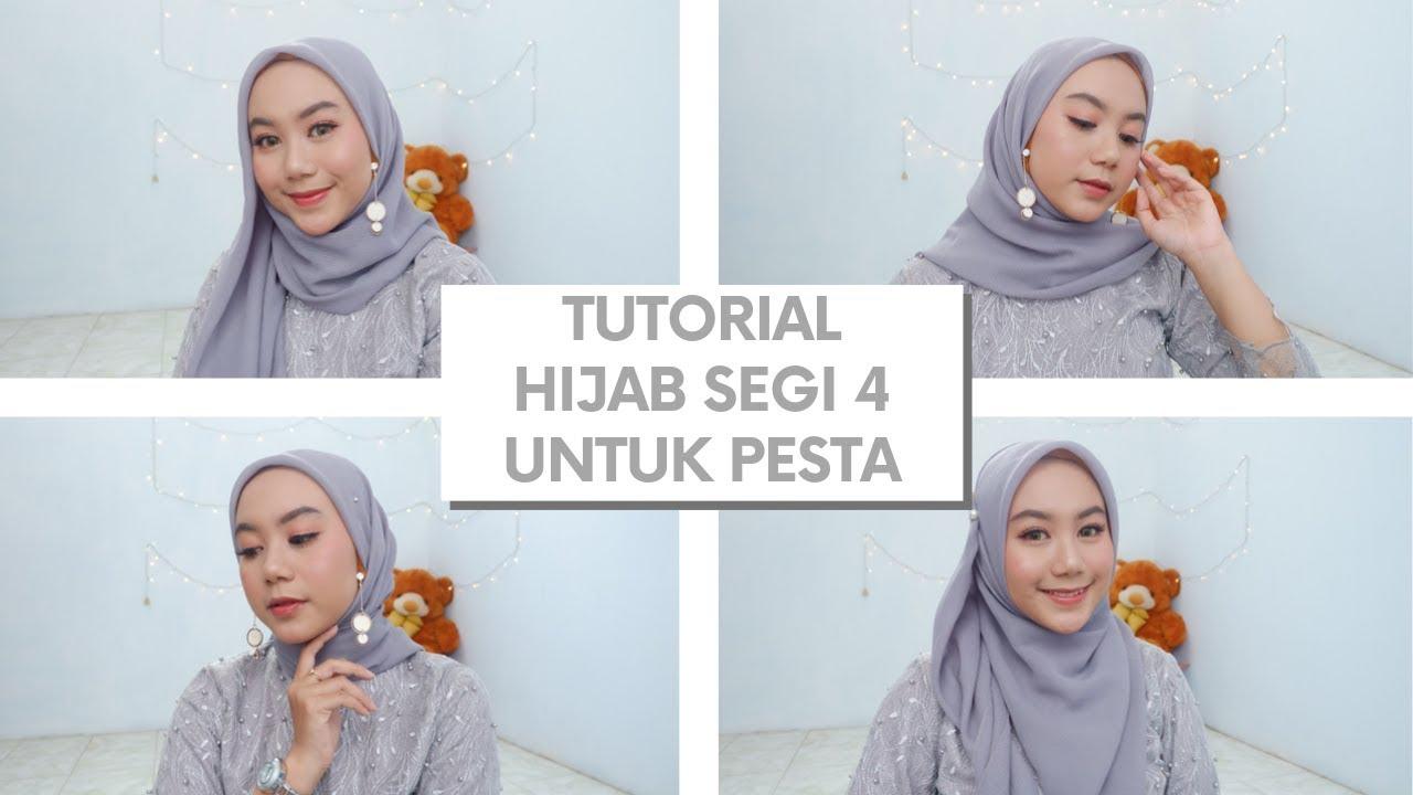 30 Tutorial Hijab Simple Modis Untuk Sehari Hari Bergaya